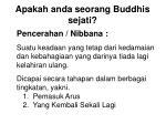 apakah anda seorang buddhis sejati15