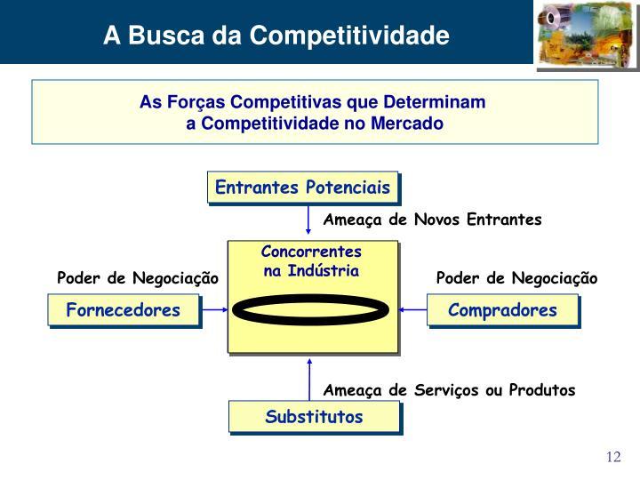 A Busca da Competitividade
