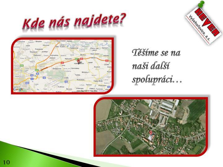 Kde nás najdete?