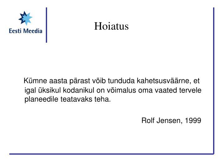 Hoiatus