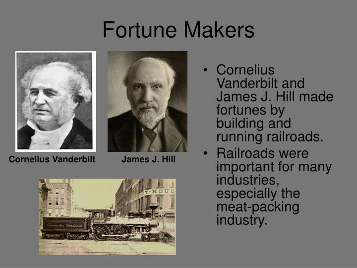 Fortune Makers