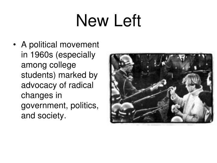New Left