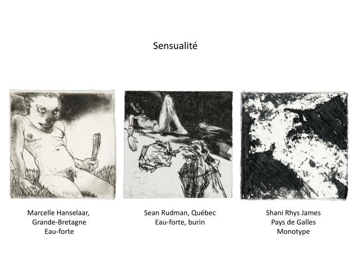 Sensualité