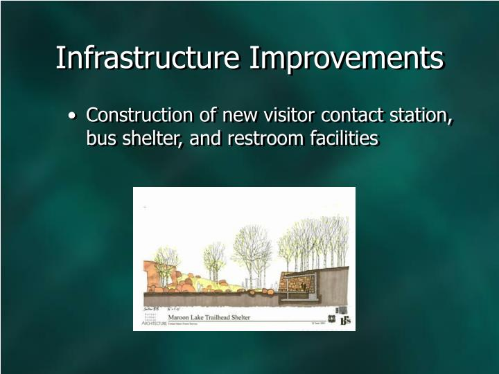 Infrastructure Improvements