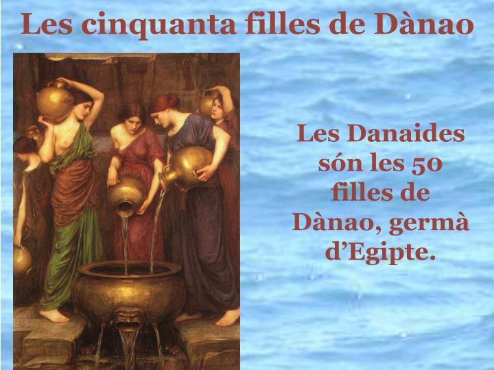Les cinquanta filles de Dnao