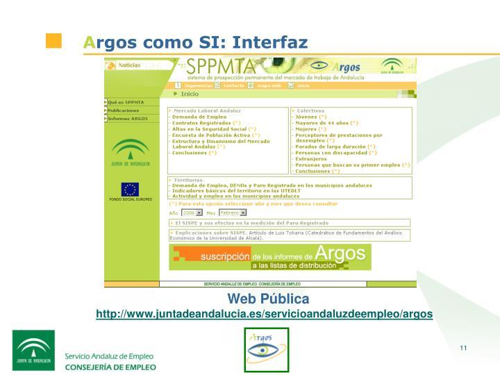 Web Pública