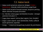 7 2 ikatan ionik
