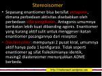 stereoisomer1