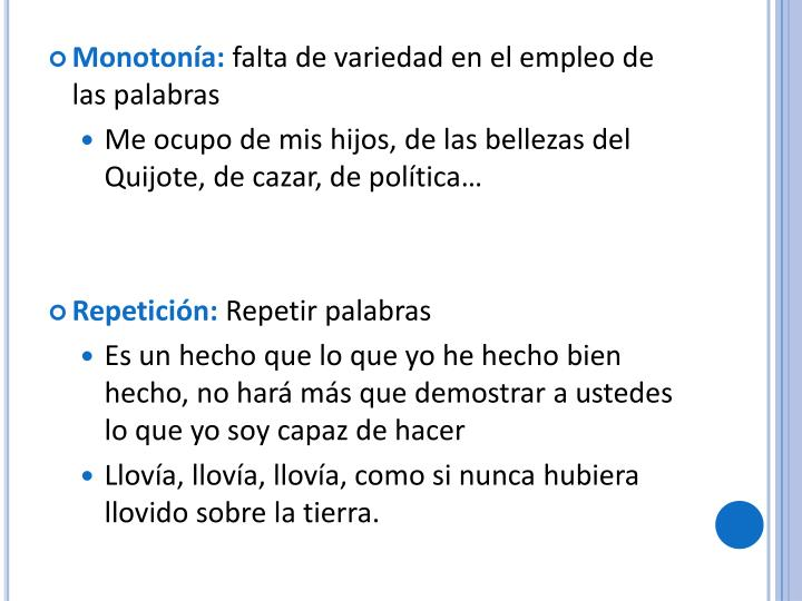 Monotona: