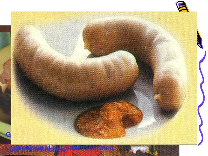Über Deutsche Küche