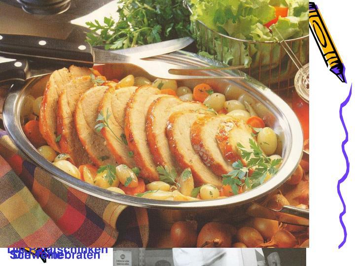 Über Österreichische Küche