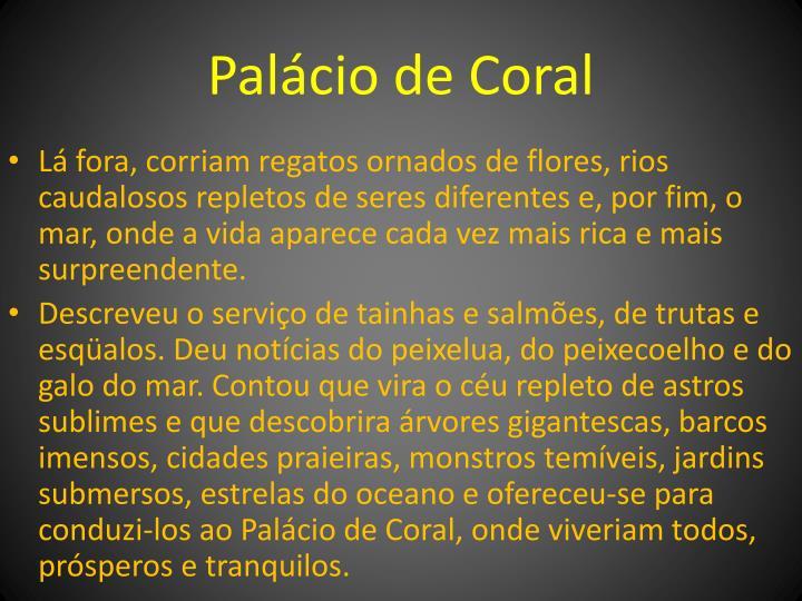 Palácio de Coral