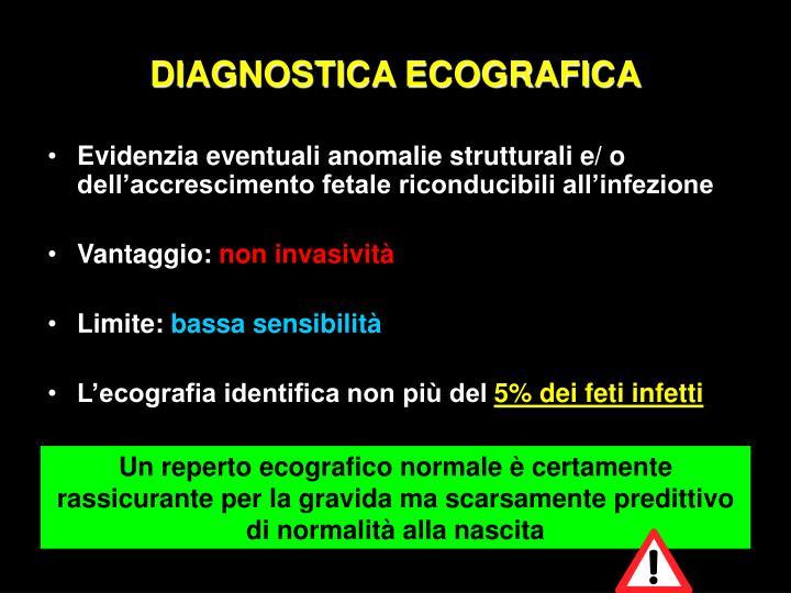 DIAGNOSTICA ECOGRAFICA