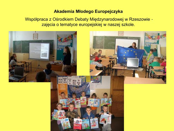 Akademia Młodego Europejczyka