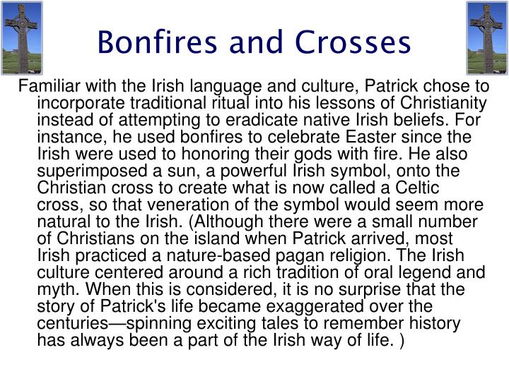 Bonfires and Crosses