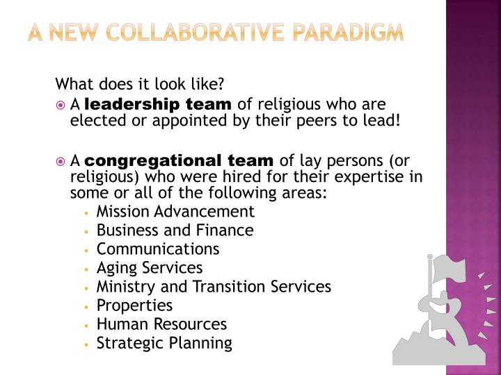 A new collaborative paradigm