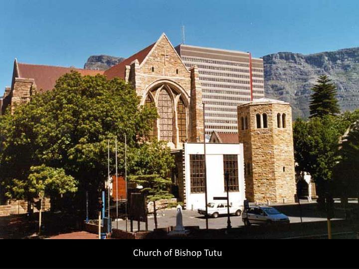 Church of Bishop Tutu