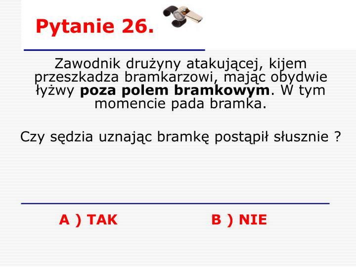 Pytanie 26.