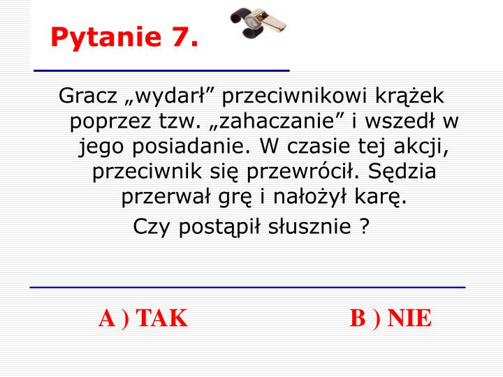 Pytanie 7.