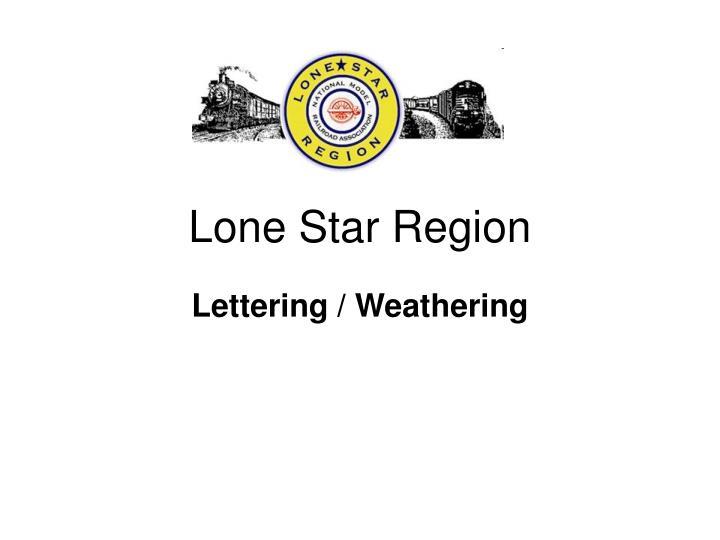 Lone Star Region