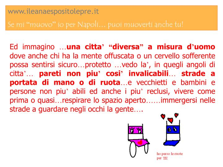www.ileanaespositolepre.it