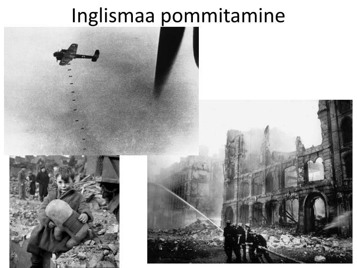 Inglismaa pommitamine