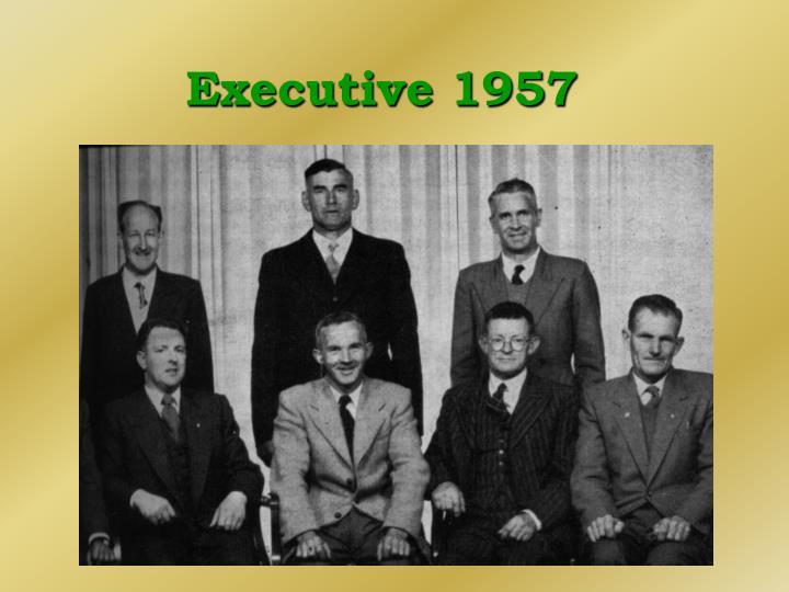 Executive 1957