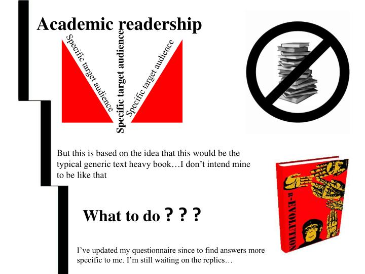 Academic readership