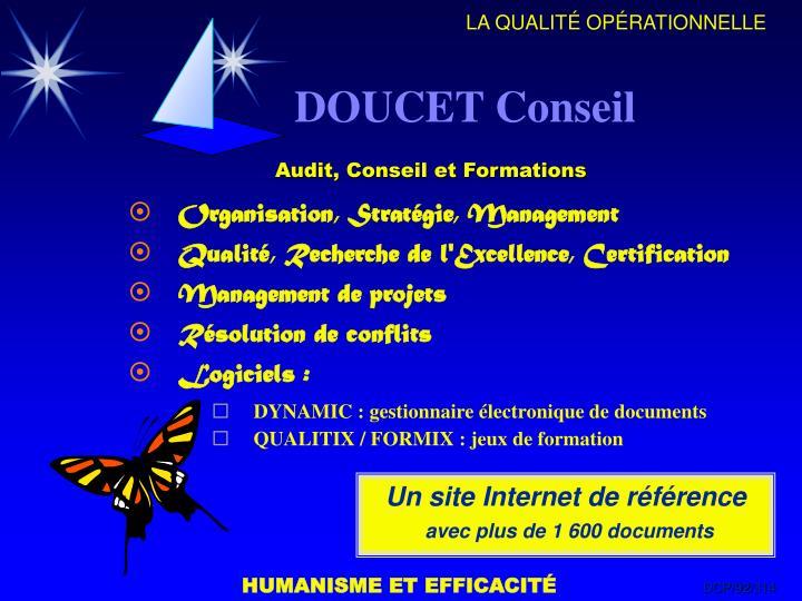DOUCET Conseil