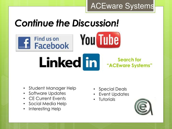 ACEware Systems