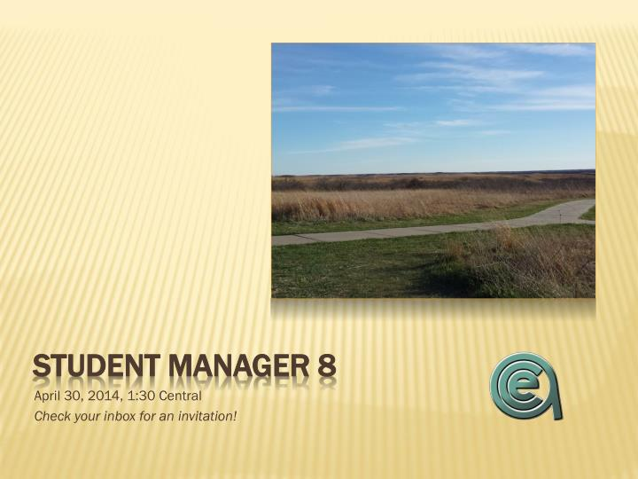 Student manager 8
