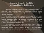 adunarea general a consiliului regional al elevilor sud muntenia