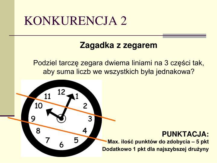 KONKURENCJA 2