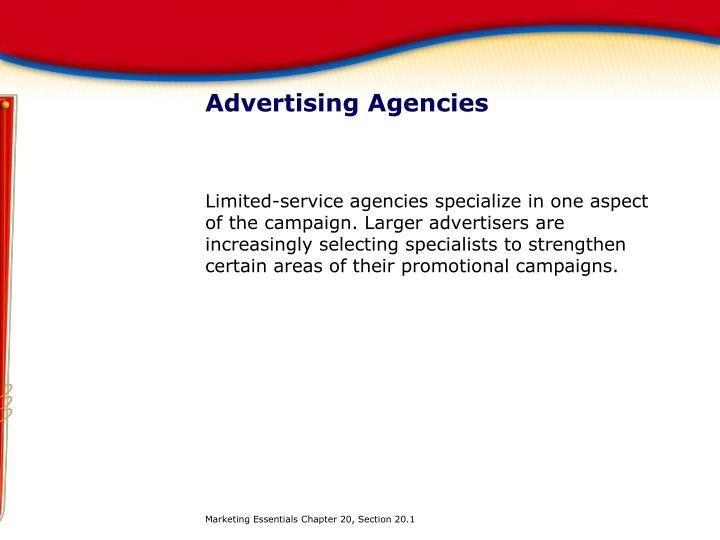 Advertising Agencies