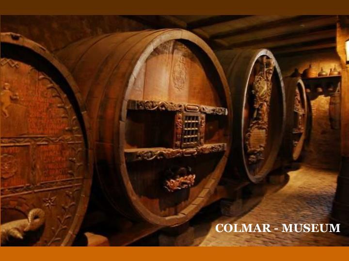 COLMAR - MUSEUM