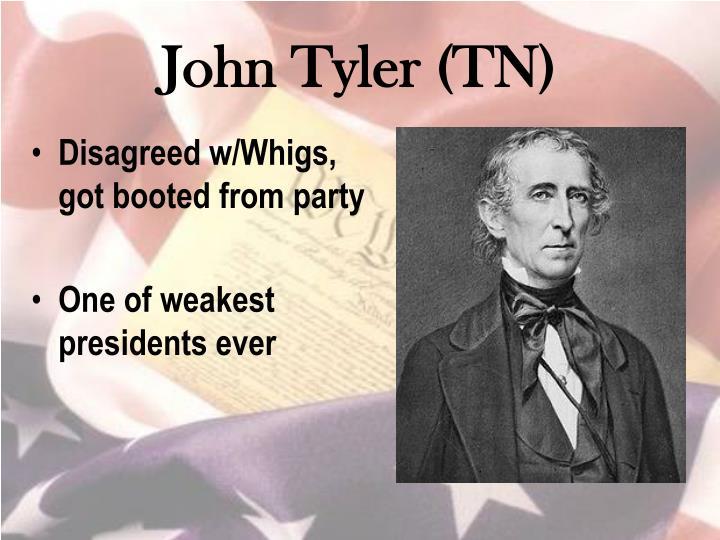 John Tyler (TN)