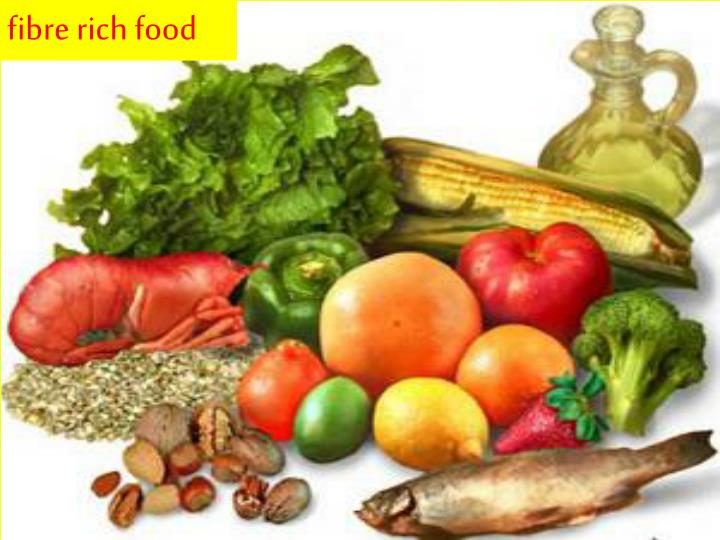 fibre rich food