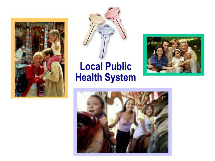 Local Public