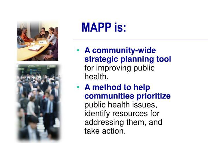 MAPP is: