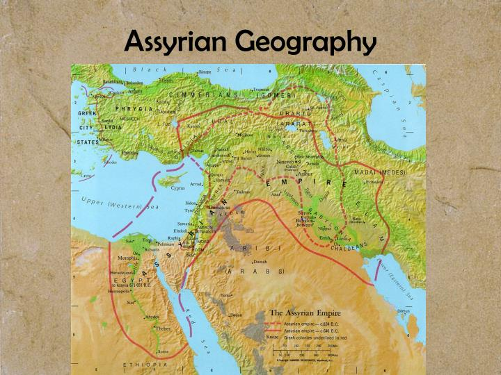 Assyrian Geography