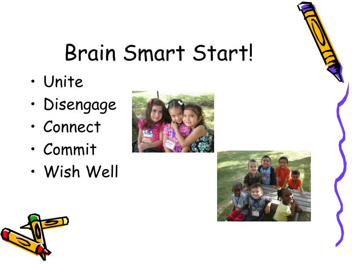 Brain Smart Start!