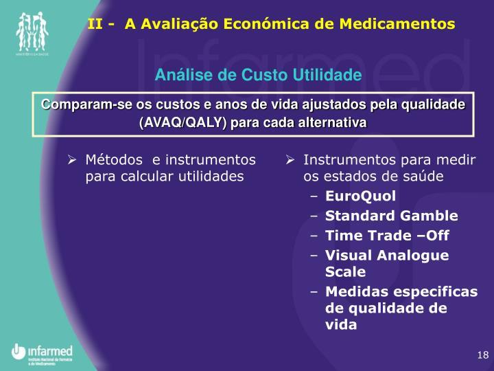 Métodos  e instrumentos para calcular utilidades