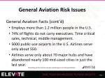 general aviation risk issues4
