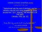 diwan chand sharma wrote