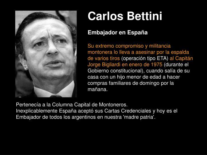 Carlos Bettini