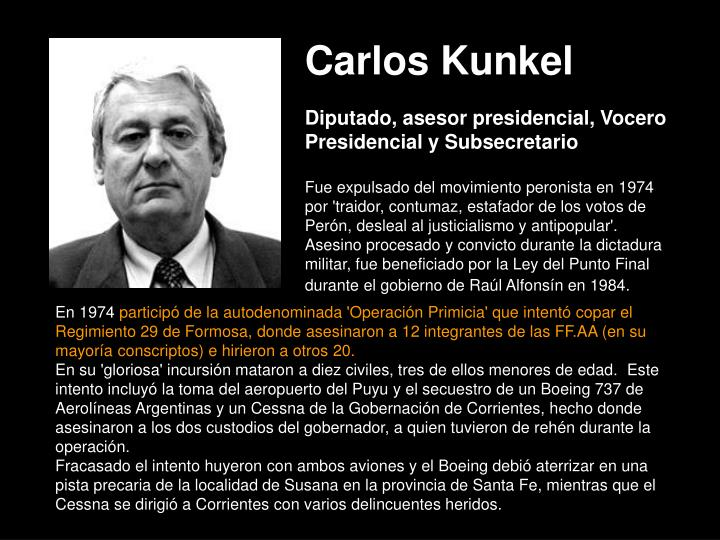 Carlos Kunkel