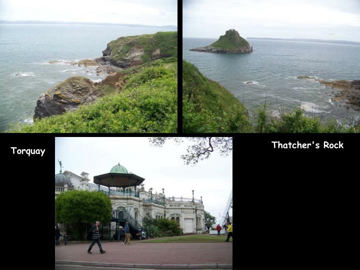 Thatcher's Rock