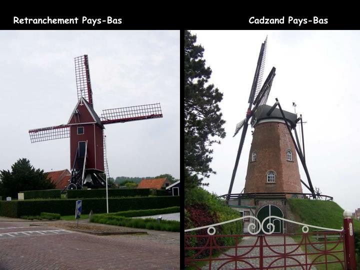 Retranchement Pays-Bas