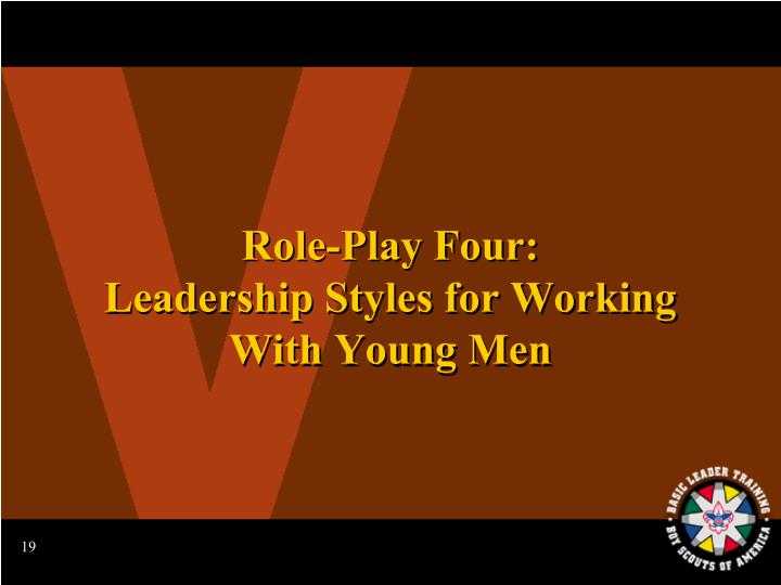 Role-Play Four: