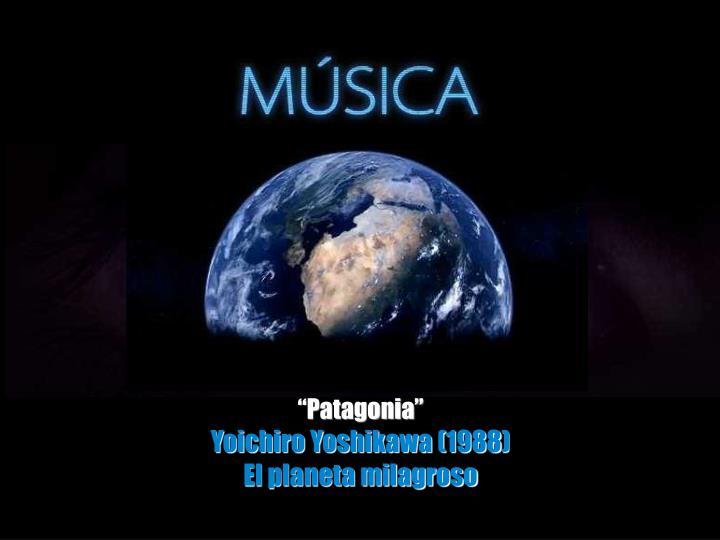 """Patagonia"""